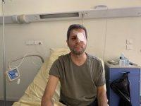 Paris'te gözünden yaralanan AA Foto Muhabiri Mustafa Yalçın, yaşadıklarını anlattı