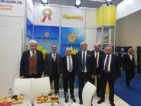KARADENİZBİRLİK 'Türkiye Kooperatifler Fuarı'nda