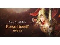 Black Desert Mobile'ın küresel tanıtımı gerçekleştirdi