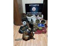Kütahya'da uyuşturucu operasyonunda 4 şüpheli yakalandı