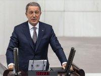 """Milli Savunma Bakanı Akar: """"S-400'den vazgeçmek söz konusu değil"""""""