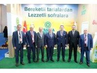 Türkiye Kooperatifler Fuar'ında Trakya Birlik damgası