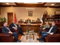 Ongun Tekstil'den Taşköprü'ye yatırım sözü