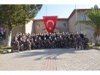 Aydın'da özel harekat polisleri Barış Pınarı Harekatı'na uğurlandı