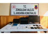 Zonguldak'ta tapu işlemlerinde usulsüzlük yapıldığı iddiasıyla 2 şüpheli tutuklandı
