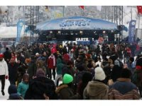 Kartepe Kış Festivali sona erdi