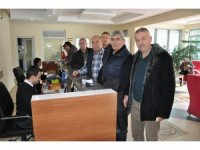 Simav Eynal Kaplıcaları ara tatilde boş yer kalmadı