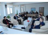 Bahşılı Kaymakamı Ahmet Altun, halk toplantısı düzenledi