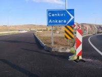 Cumhurbaşkanı Erdoğan'ın talimatını verdiği yolun yapımı başladı