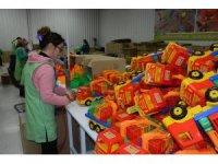 Sinop'tan dünyaya oyuncak ihracatı