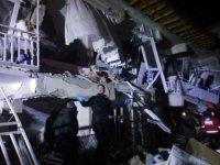 Ölü ve yaralı sayısı artıyor.. Elazığ'daki depremden ilk görüntüler