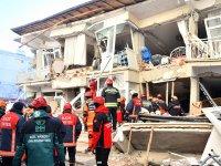 AFAD: Depremde ölü sayısı 21, yaralı sayısı 1030 oldu