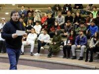 """Nevşehir'de """"Ustalarla Tiyatro Atölyesi"""" etkinliği"""