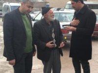 Bakan Soylu'ya, depremzedeler için bağışlanan yüzük teslim edildi