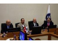 Üniversiteden Kırıkkale Ticaret ve Sanayi Odasına yabancı dil desteği