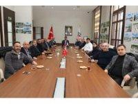 Hollanda'daki MÜSİAD üyeleri SERKA'yı ziyaret etti