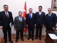 Ertaş, Ankara ziyaretini değerlendirdi