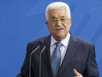 Filistin Devlet Başkanı Abbas'tan Almanya'ya ara buluculuk çağrısı!