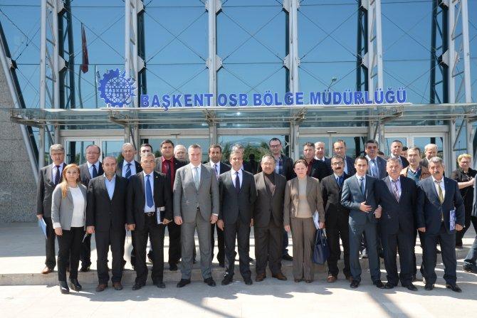 Polatlı'da Belediye İle Osb'nin İstihdam İş Birliği