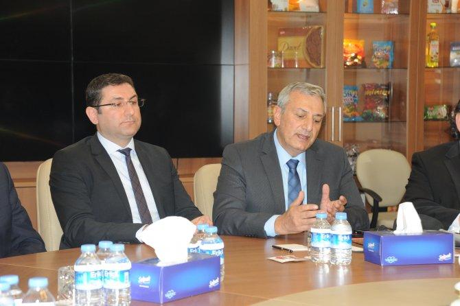 KGTÜ ile Bahri Dağdaş Uluslararası Tarımsal Araştırma Enstitüsü arasında işbirliği sözleşmesi