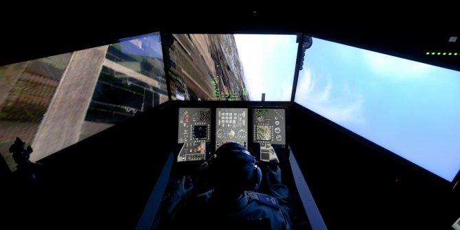 F16 eğitimleri eşik atladı