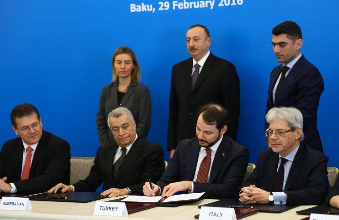 Güney Gaz Koridoru Danışma Kurulu 2. Bakanlar Toplantısı