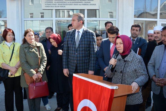Pınarbaşı'dan Bayırbucak Türkmenlerine yardım