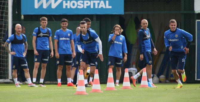 Fenerbahçe'de Aytemiz Alanyaspor maçı hazırlıkları