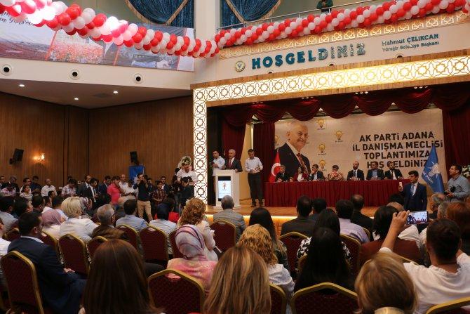 AK Parti Adana İl Danışma Meclis Toplantısı