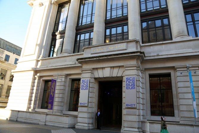 """Londra Bilim Müzesi'ne """"Merak laboratuvarı"""""""