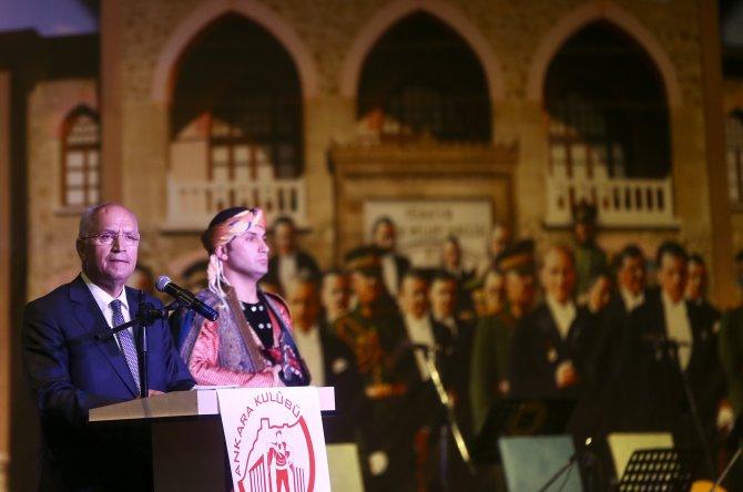 Ankara'nın başkent oluşunun 93'üncü yıl dönümü kutlandı