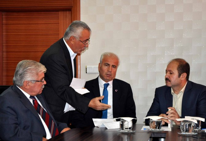 AK Parti Kırıkkale Milletvekili Can, vatandaşlarla bir araya geldi