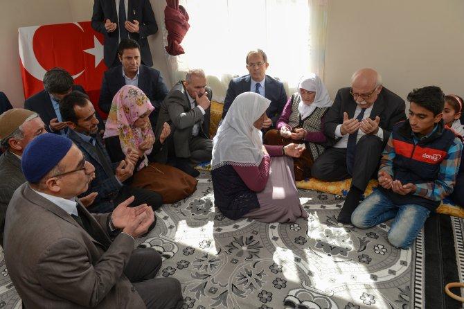 Kültür ve Turizm Bakanı Avcı, Van'da