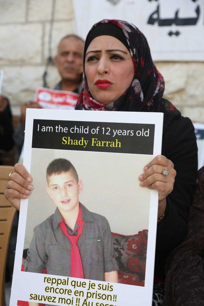 İsrail hapishanelerindeki Filistinlilerin açlık grevi