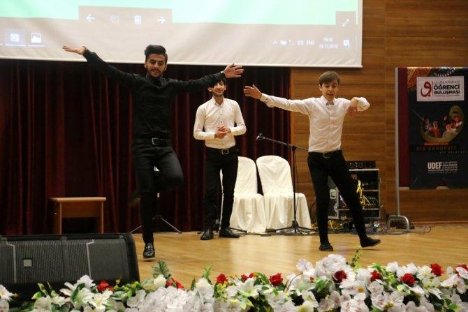 ASÜ'deki yabancı öğrenciler kültürlerini tanıttı