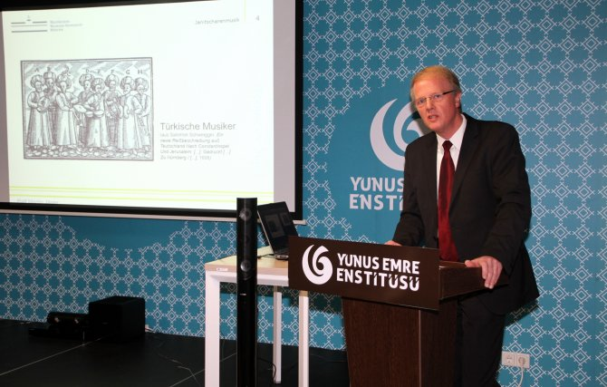 "Köln'de ""Mehter ve Avrupa'ya Etkisi Konferansı"""
