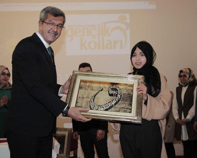 AK Parti Beypazarı İlçe Gençlik Kolları toplantısı