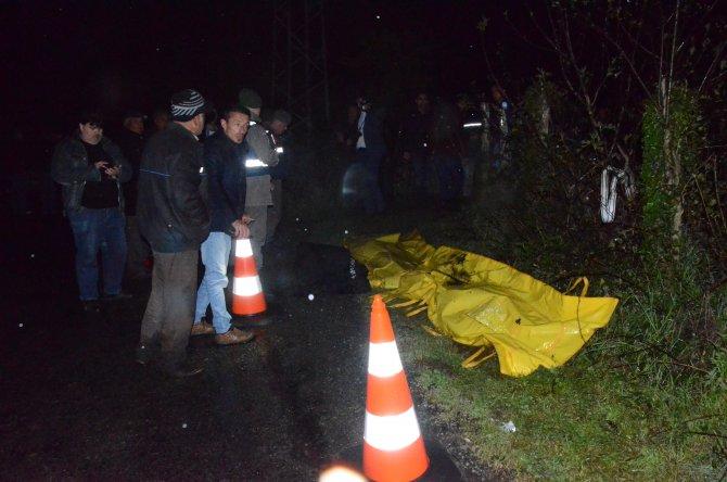 GÜNCELLEMEZonguldak'ta cenaze dönüşü kaza