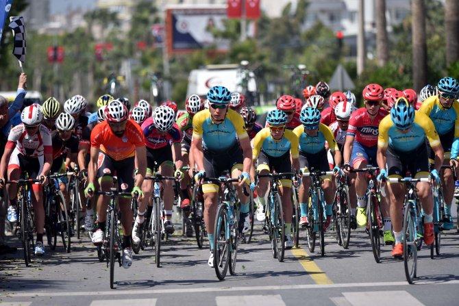 Mersin Uluslararası Bisiklet Turu tamamlandı