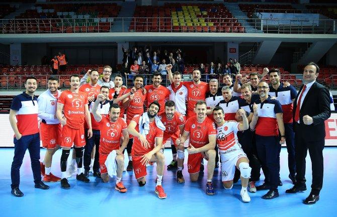 Voleybol: Efeler Ligi play-off