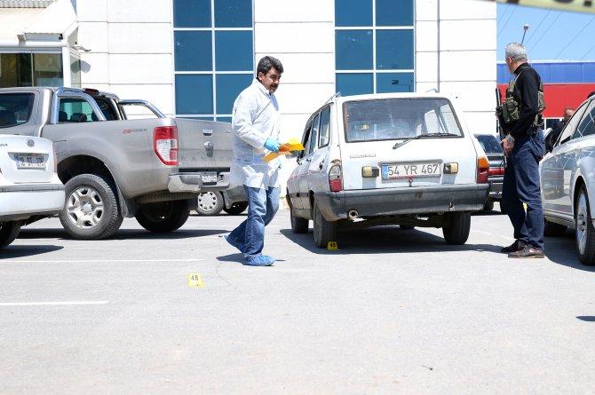 GÜNCELLEME - Sakarya'da silahlı saldırı: 1 ölü, 6 yaralı