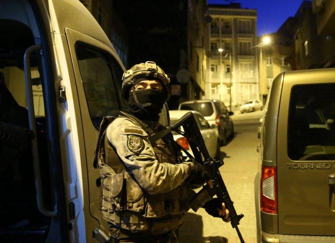 GÜNCELLEME - İstanbul'da uyuşturucu operasyonu