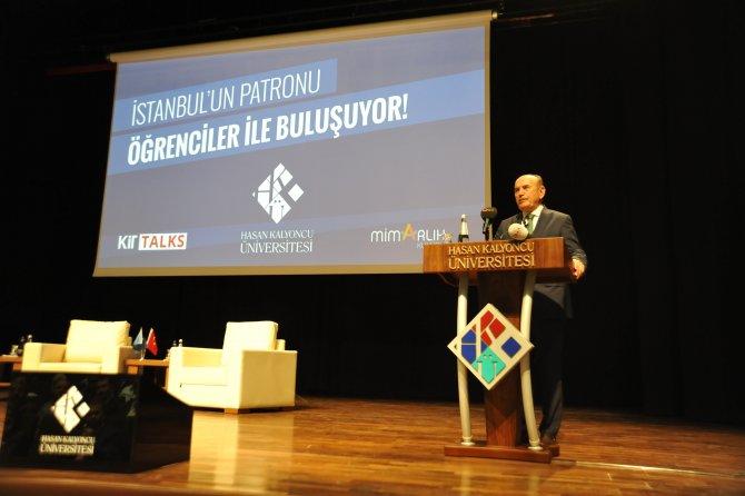 """""""Siyaset, Liderlik ve Şehircilik"""" Konferansı"""