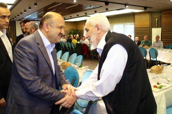 Milli Savunma Bakanı Işık, mühendislerle buluştu