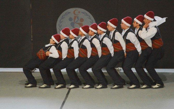 Halk oyunları şampiyonası
