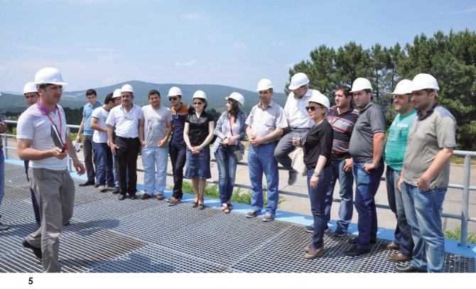 Türkiye Su Enstitüsünden 30 ülke uzmanına eğitim