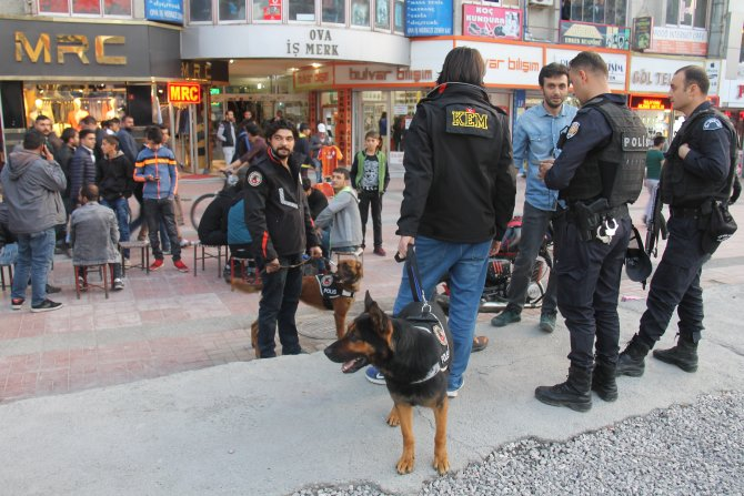 Türkiye genelinde uyuşturucu operasyonları
