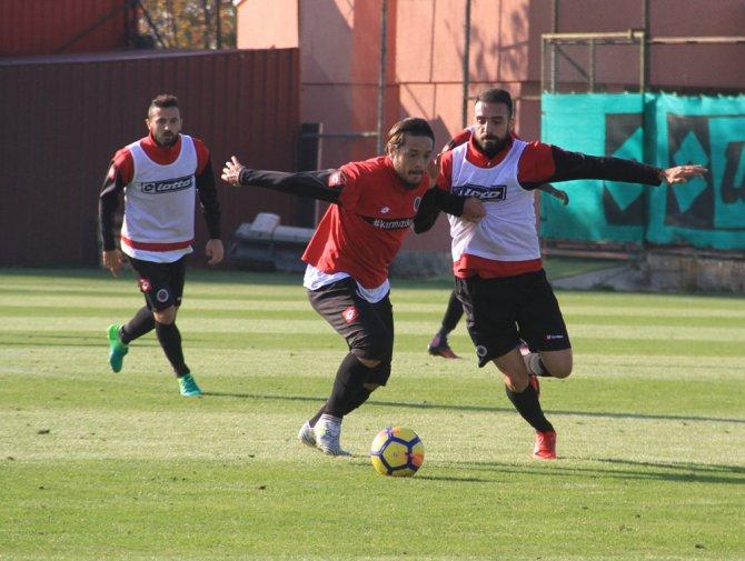 Gençlerbirliği, Kayserispor maçının hazırlıklarını sürdürdü