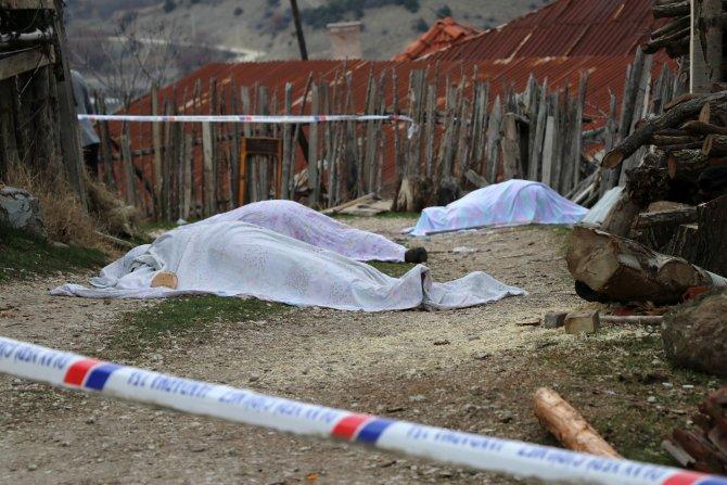 GÜNCELLEME 2 - Bolu'da iki aile arasında silahlı kavga