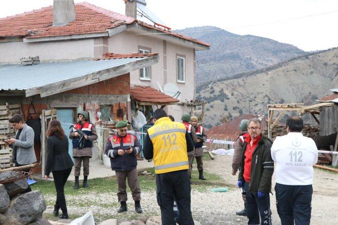 GÜNCELLEME - Bolu'da iki aile arasında silahlı kavga